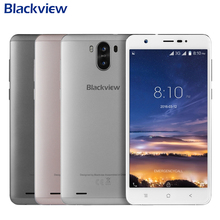 Original Blackview R6 Lite Cell Phone 5.5 inch QHD Screen 1GB RAM 16GB ROM MT6580 Quad Core Android 7.0 8.0MP 3000mAh Smartphone