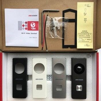 Hik Original international version DS-KB6403-WIP Wi-Fi Video Doorbell Door phone Video intercom IP door phone IP doorbell Video Intercom
