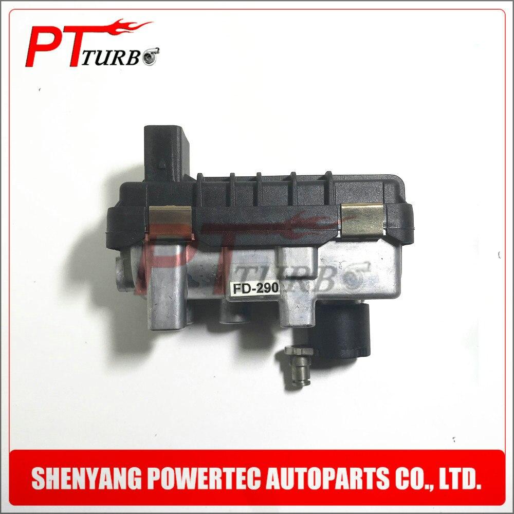 G-290 Turbo Electronic Actuator Turbine  Vacuum Actuator 762965 712120 For BMW 520D E60 E61 E60N E61N 110Kw 150HP 163HP M47D20
