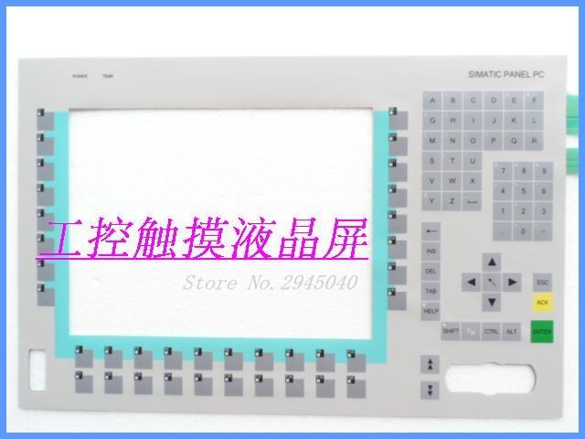 free shipping 6AV7723-1BC10-0AD0 keypad key film