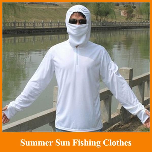 Baddräkt Baddräkt Vikta för herrduk för fisketröja anti-UV solfiske kläder kostym M / LXL / XXL / XXXL Lures Newte 2017