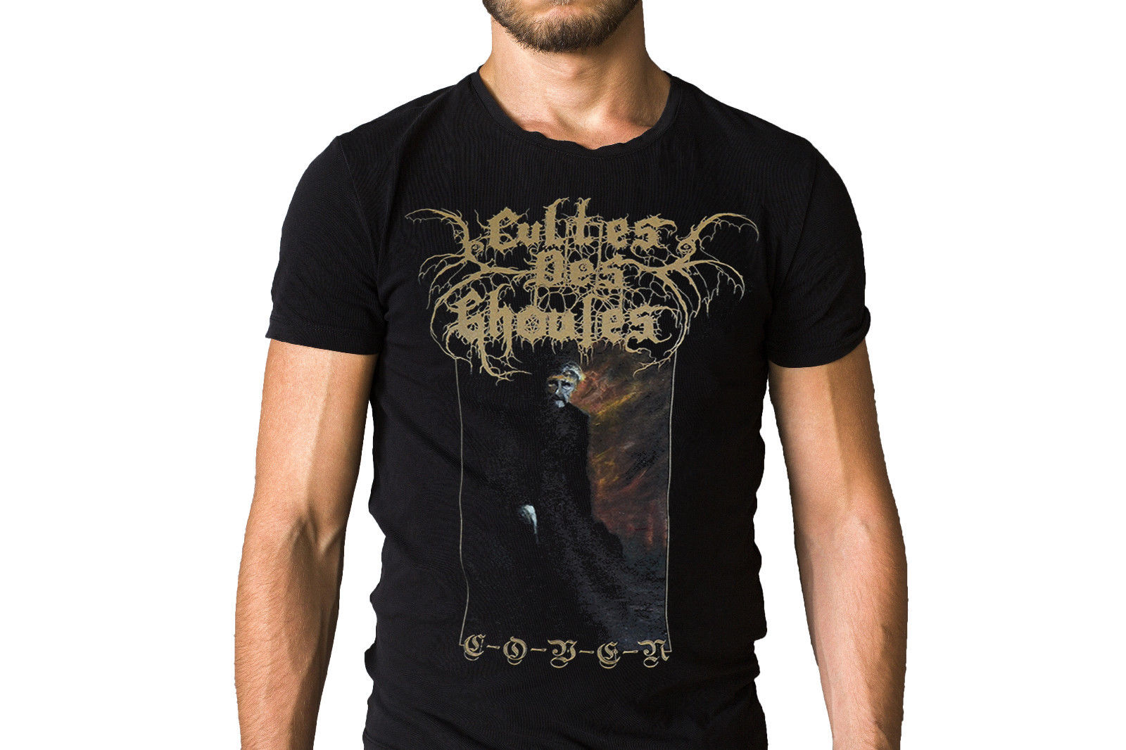 Cultes Des Ghoules Coven or Evil Ways Instead of Love T-Shirt