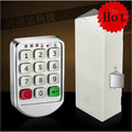 Silver Metal Digital Electronic Password keypad number Cabinet Code locks With High Quality For Hot Sale