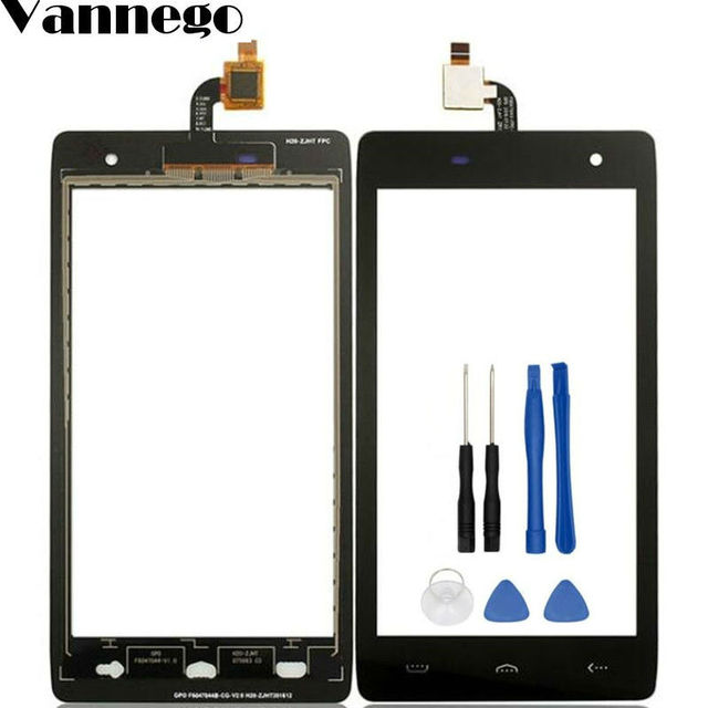 Mobile Phone Touch Screen Digitizer For HOMTOM HT20 Touchscreen Panel Sensor Front Glass Lens Free Shipping