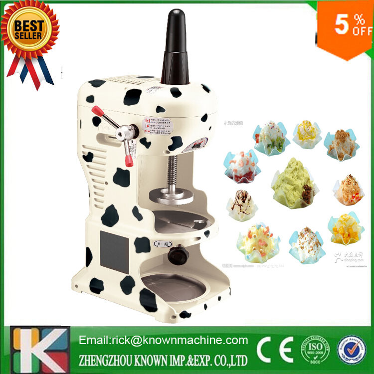 automatic electric taiwanese shaved ice maker / swan shaved ice machinesautomatic electric taiwanese shaved ice maker / swan shaved ice machines