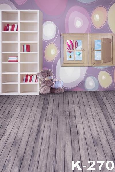 Photography Wood Floor Backdrops 5x7ft White Bookshelf Baby Indoor Vinyl Background Window Outdoor Parachute Props Studio Photos In From Consumer