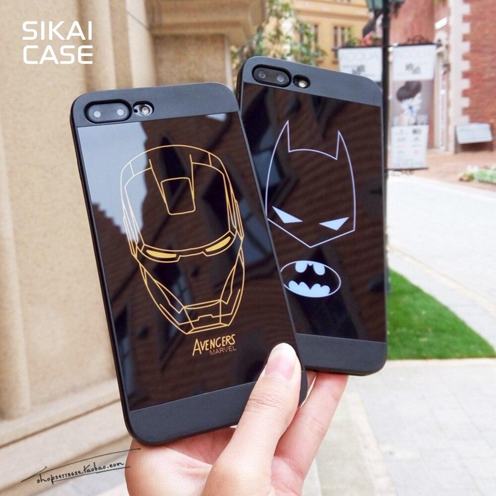 bilder für SIKAI Für IPhone 7 Fall Neue Abdeckung Für Iphone 6 6 Plus Fall mode Schutzhülle Für IPhone 6 S 6 S Plus Fall Für iPhone 7 Plus