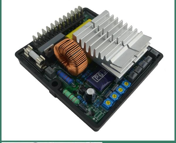 SR7-2G AVR Generator Automatic Voltage Regulator AVR SR7 Generator Set Pressure Regulator Plate avr ea15a generator auto voltage regulator