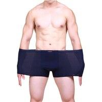 New Panties Mens 5Pcslot Underwear Soft Boxers Modal Boxer Men Solid Boxer Shorts Plus Size Boxers Mens Underwear 5XL 6XL 7XL Boxers