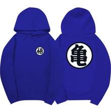 Anime Dragon Ball Z Fashion Hoodies Sweatshirt Unisex Pullovers