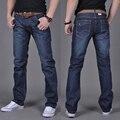 2016 New jeans men dark blue mens brand jeans male pants casual trousers plus size jean joggers biker jeans