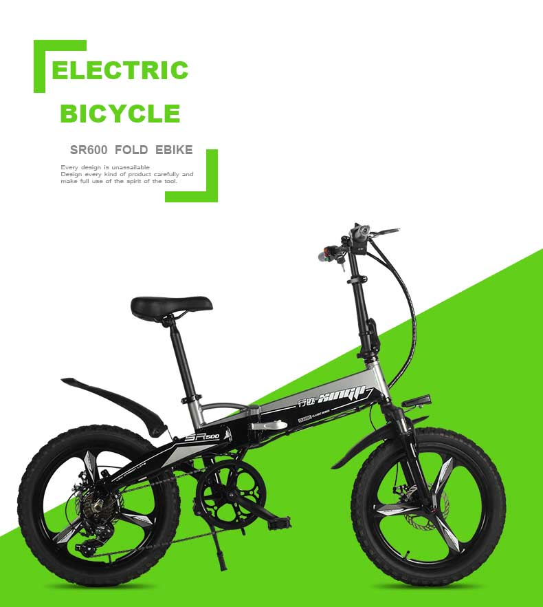 HTB12F kX.vrK1RjSszfq6xJNVXar - Daibot Transportable Electrical Bike Two Wheels Electrical Scooters 20 inch Brushless Motor 250W Folding Electrical Bicycle 48V For Adults