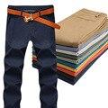 12 Colors Autumn/Winter New Lacote Men Casual Straight Silm Fit Pants Fashion Leisure Men joggers Cotton Men's Clothing Trousers