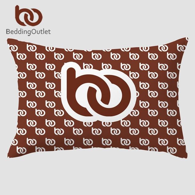 BeddingOutlet Design Customized Pillowcase Dropshipping Custom Made DIY Print on Demand Pillow Case Bedding Pillow Cover 50x75