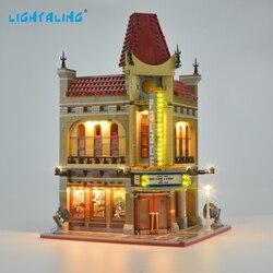Kit de luz LED de iluminación para el Set de luz de Cine de palacio creador Compatible con 10232 y 15006 (no incluye el modelo)
