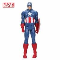 Hasbro Marvel S The Avenger 30CM Super Hero Thor Captain America Wolverine Spider Man Iron Man
