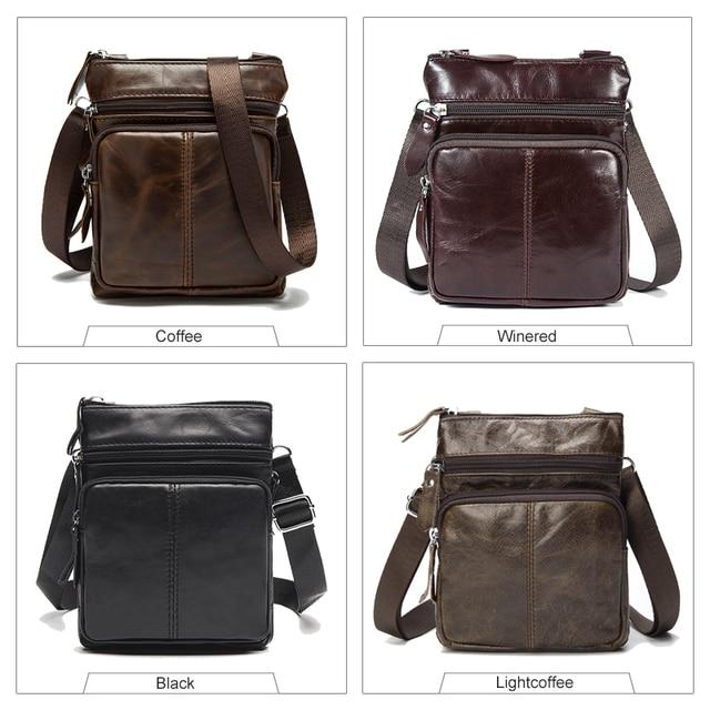 Stylish Men's Shoulder Messenger Bag 3