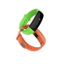 M88 Bluetooth OLED Экран Смарт Браслет крови Давление монитор сердечного ритма шагомер Sleep Monitor фитнес-трекер часы