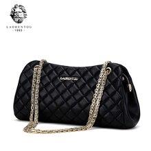 цена на LAORENTOU brand shoulder bag fashion pattern lady's bag with shoulder straps high quality