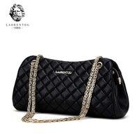 LAORENTOU Brand Shoulder Bag Fashion Pattern Lady S Bag With Shoulder Straps High Quality