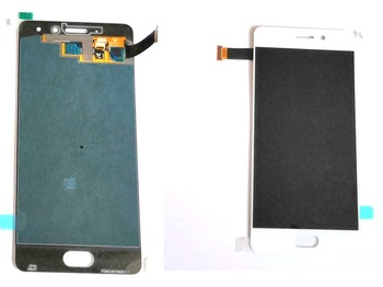 "5.2"" Amoled For Meizu Pro 7 LCD Display+Touch Glass Digitizer Screen Frame Full black/White Replacement Parts pro7 lcd"