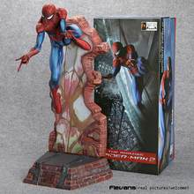 Louco Brinquedos Spiderman The Amazing Spider-man PVC Action Figure Collectible Modelo Toy 2 Estilos(China)