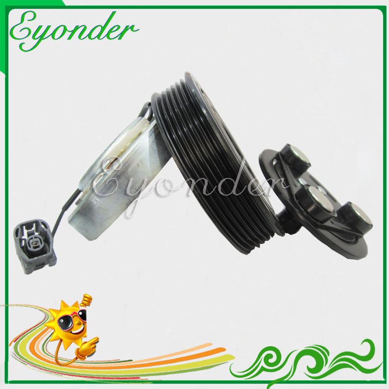 Ac A/c Air Conditoning Compressor Electromagnetic Magnetic Clutch Assembly Pulley For Mazda 3 Bk 1.6 1.4 Axela Bk 1.6 Bp4k61k00a Moderate Price Auto Replacement Parts Back To Search Resultsautomobiles & Motorcycles