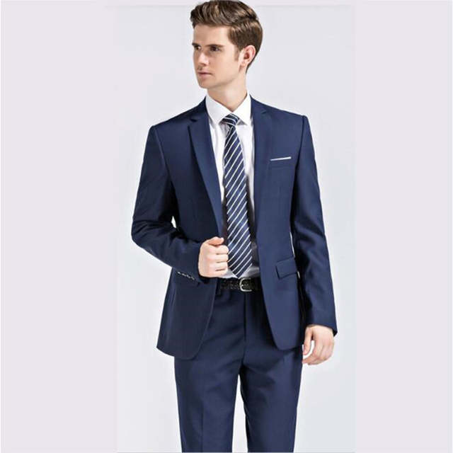Online Shop Men Suits For Wedding Latest Coat Pant Designs Fashion