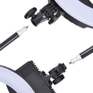 Image 2 - Fosoto Stativ Light Stand & 1/4 Schraube tragbare Kopf Softbox Für Foto Studio Fotografische Beleuchtung Flash Regenschirme Reflektor
