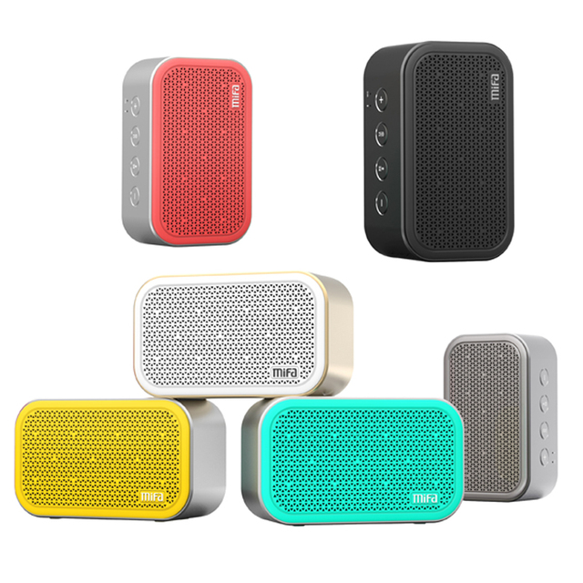 Portable Bluetooth Speaker and Built-in Microphone Stereo Rock Sound Outdoors Wireless Bluetooth Speaker Support TF card