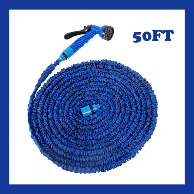 Aliexpresscom Buy 50FT Blue magic garden hose Flexible hose