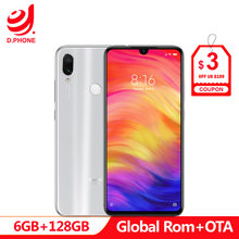 Support OTA Update Global Rom Xiaomi Redmi Note 7 Pro 6GB 128GB Octa Core Processor 48MP IMX586 Camera 4000mAh Smartphone(Hong Kong,China)