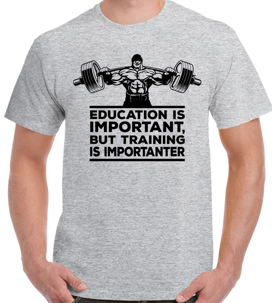 8958c370 Funny Weight Training T Shirts – EDGE Engineering and Consulting Limited