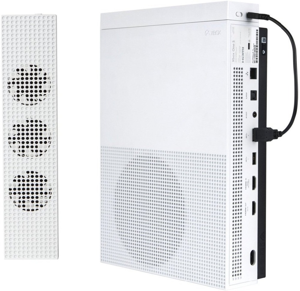 Cooling Fan For Xbox One S Gaming Console Built In 3 High