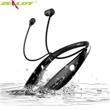 Zealot H1 Wireless Bluetooth Earbuds Headphone Sports HIFI Waterproof Headsets Stereo Cuffie Support HFP HSP A2DP AVRCP APTX