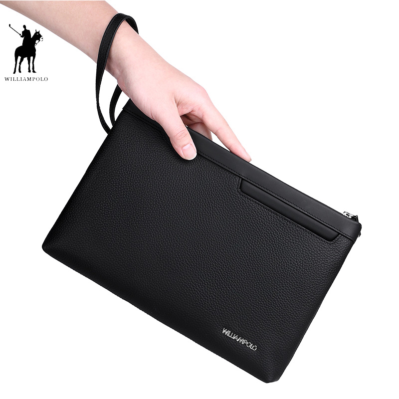 WILLIAMPOLO Famous Brand Male Leather Purse Mens Clutch Wallets Carteiras Billeteras Mujer Clutch Man Handy Bags PL230WILLIAMPOLO Famous Brand Male Leather Purse Mens Clutch Wallets Carteiras Billeteras Mujer Clutch Man Handy Bags PL230