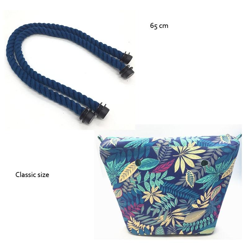 for obag handle o EVA big bag handles black drops