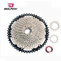 마운틴로드 자전거 플라이휠 11-50t 12 속도 카세트 12 velocidade mtb 카세트 사이클링 플라이휠 기어 크랭크 셋 자전거 프리휠