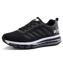 Air Mesh Sneakers for Men Autumn Cushion Women Running Shoes Outdoor Sport Men's Shoes Male Female Walking Shoes