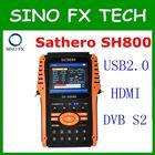 original Sathero SH-800HD DVB-S2 Digital Satellite Finder Meter HD Output with Spectrum Analyzer Sathero SH 800HD