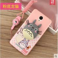Phone Cases For Xiaomi Redmi Note 2 3D Cute Cartoon Ice Cream Soft TPU Silicone Back