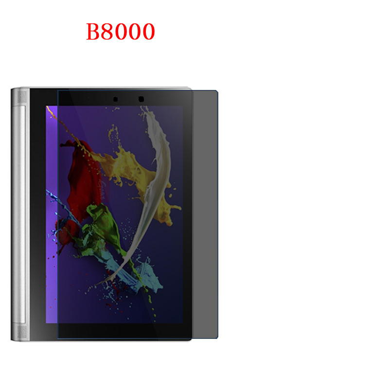 For Lenovo B8000 Yoga Tablet 10.1inch Screen Protector Privacy Anti Blu ray effective protection of vision