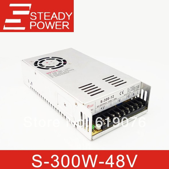 300W 48V Single Output Switching power supply for  FSDY  AC to DC led 145w 15v single output switching power supply for fsdy ac to dc