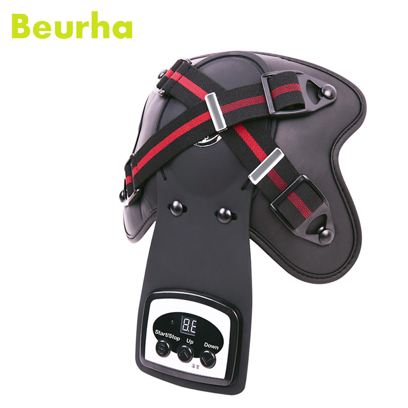 Beurha Knee Massager Infrared Magnetic Therapy Joint Physiotherapy Instrument Relieve Elbow Shoulder Arthritis Leg Pain winmax 6pcs set knee elbow protective pad