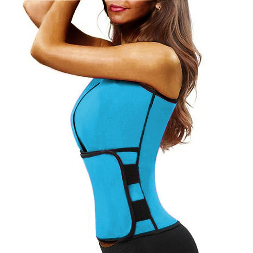 Neoprene Fitness Slimming Vest Women Waist Back Relieve Fatigue Slimming Corset Belt Fat Burning Lose Weight Fast Beauty Product