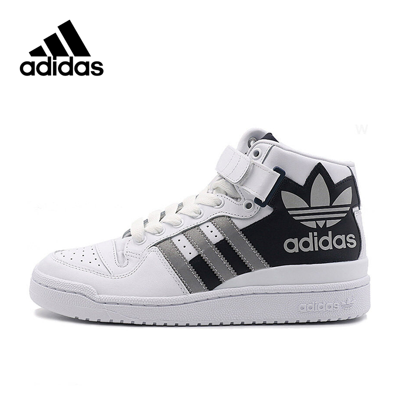 Authentic Adidas Originals FORUM MID RS XL Men's Skateboarding Shoes Sneakers Jogging Designer Sport Outdoor Good Quality BY3701 authentic 2018 new arrival 2017 adidas originals forum mid rs xl men s skateboarding shoes sneakers designer sport outdoor good