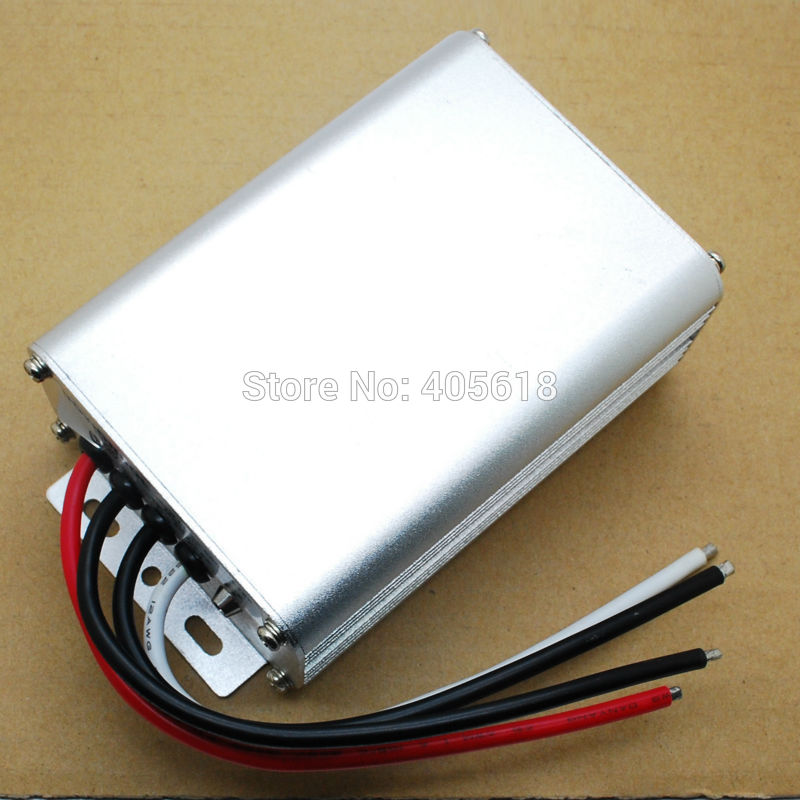 30 Amp Voltage Reducer (36v/48v to 12v) - 360 Watts for Golf Cart 30 Amp Voltage Reducer (36v/48v to 12v) - 360 Watts for Golf Cart