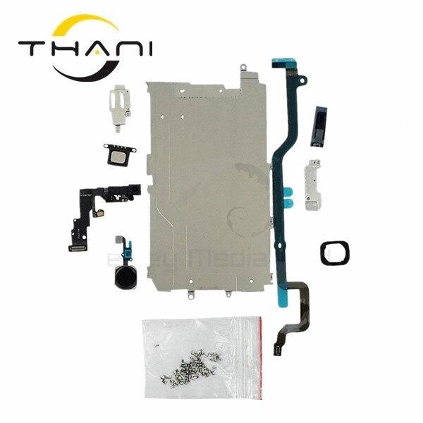 Thani Full Set Repair Parts For iphone 6 Full LCD Display Repair Parts Front Camera Ear  ...