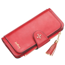 New Women Lady Clutch Leather Wallet Long Card Holder Phone Bag Case Purse Handbag