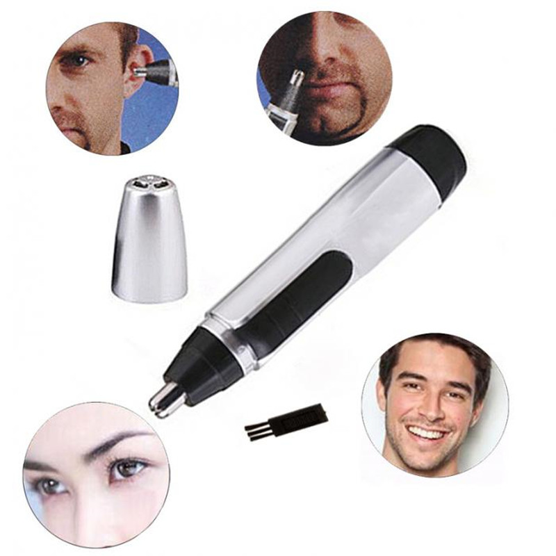Electric Shaver Nose Hair Trimmer Face Care Shaving Trimer Scraping Eyebrow Shaping Device Clipper Multi Use Tools 3pcs nose up clip bridge lifting shaping shaper clipper straightening beauty nose clip face fitness clipper corrector b118